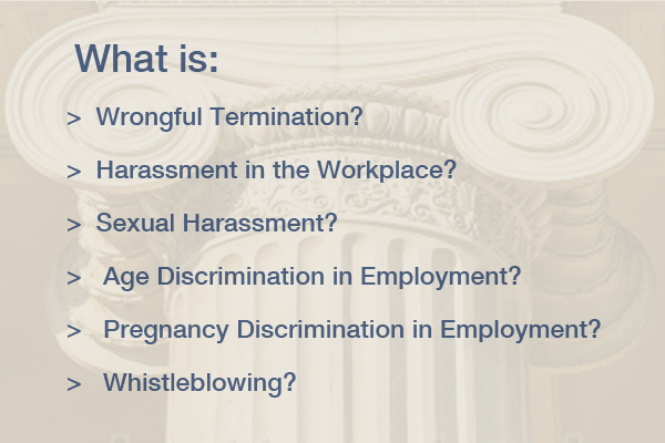 Employee Rights in the Workplace FAQ's