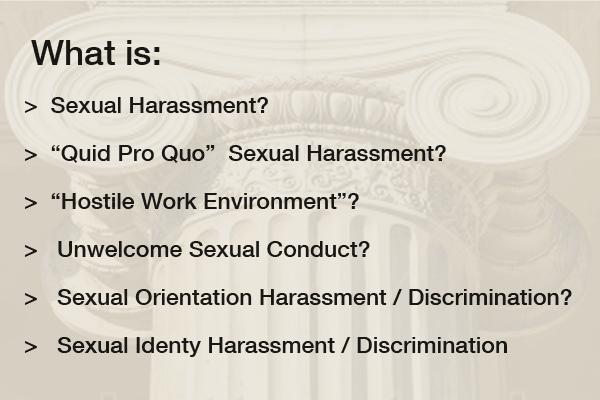 Find the best Sexual Harassment lawyer in Louisiana -