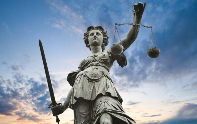 Employment Law - Litigation, Arbitration, Mediation Scales of Justice