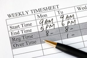 Overtime wages still a problem