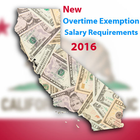 Wage / Salary Exemption Requirements 2016